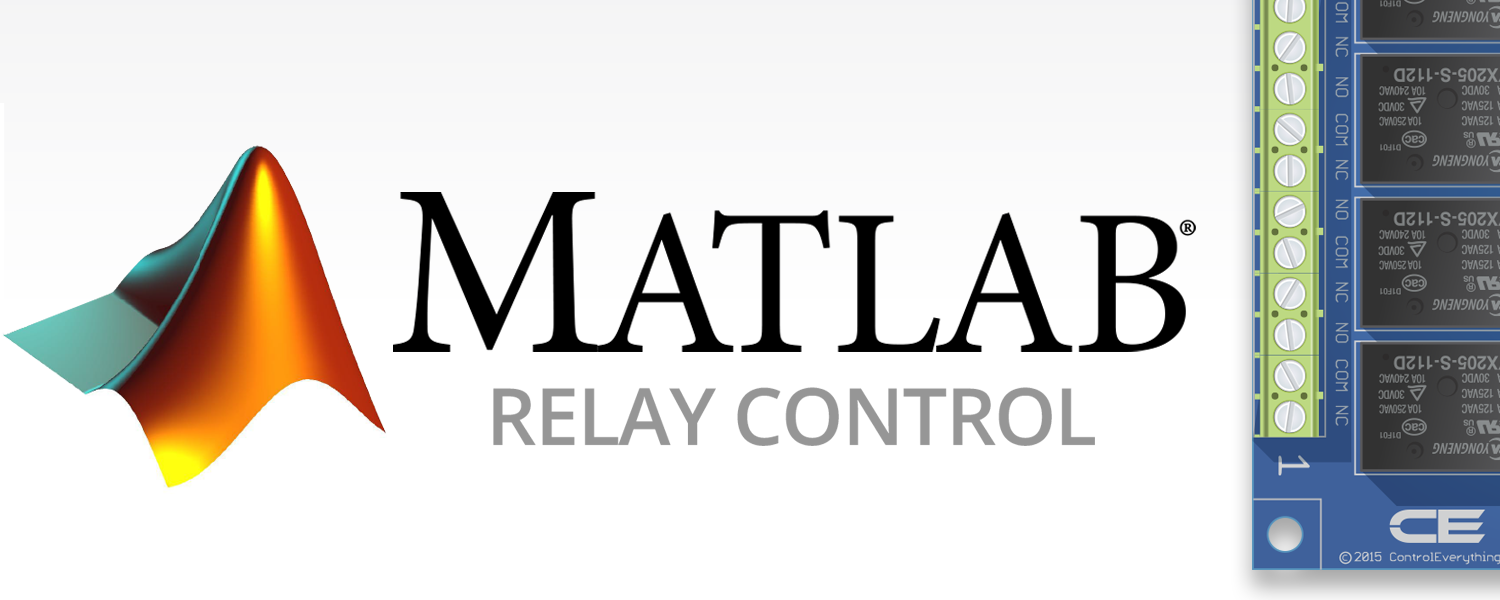 Controlling Relays with Matlab