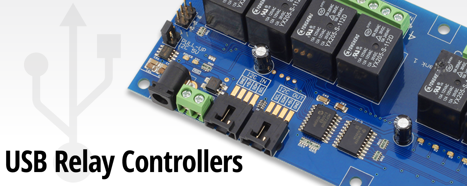 Choosing The Right Usb Relay Controller Spst Normally Closed
