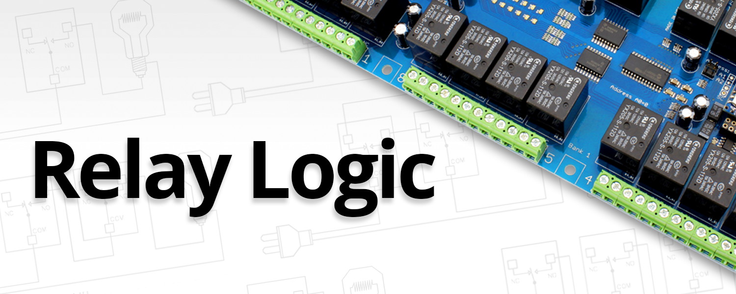 Stupendous Relay Logic How To Connect Relays For Logical Switching Applications Wiring 101 Photwellnesstrialsorg