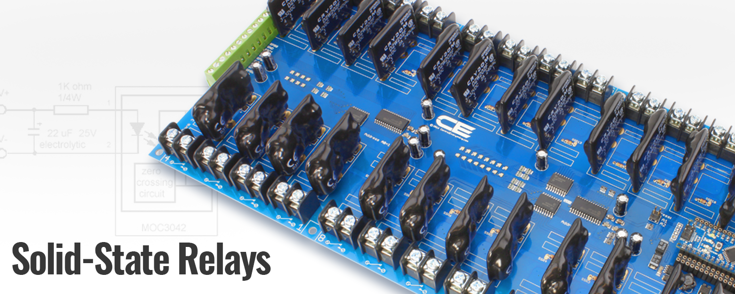 Solid State Relay Types 240v Ac