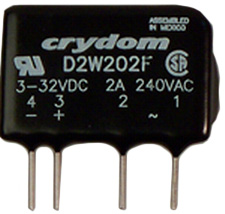 Details about  /Fluid 12-24-7 solid state control relay