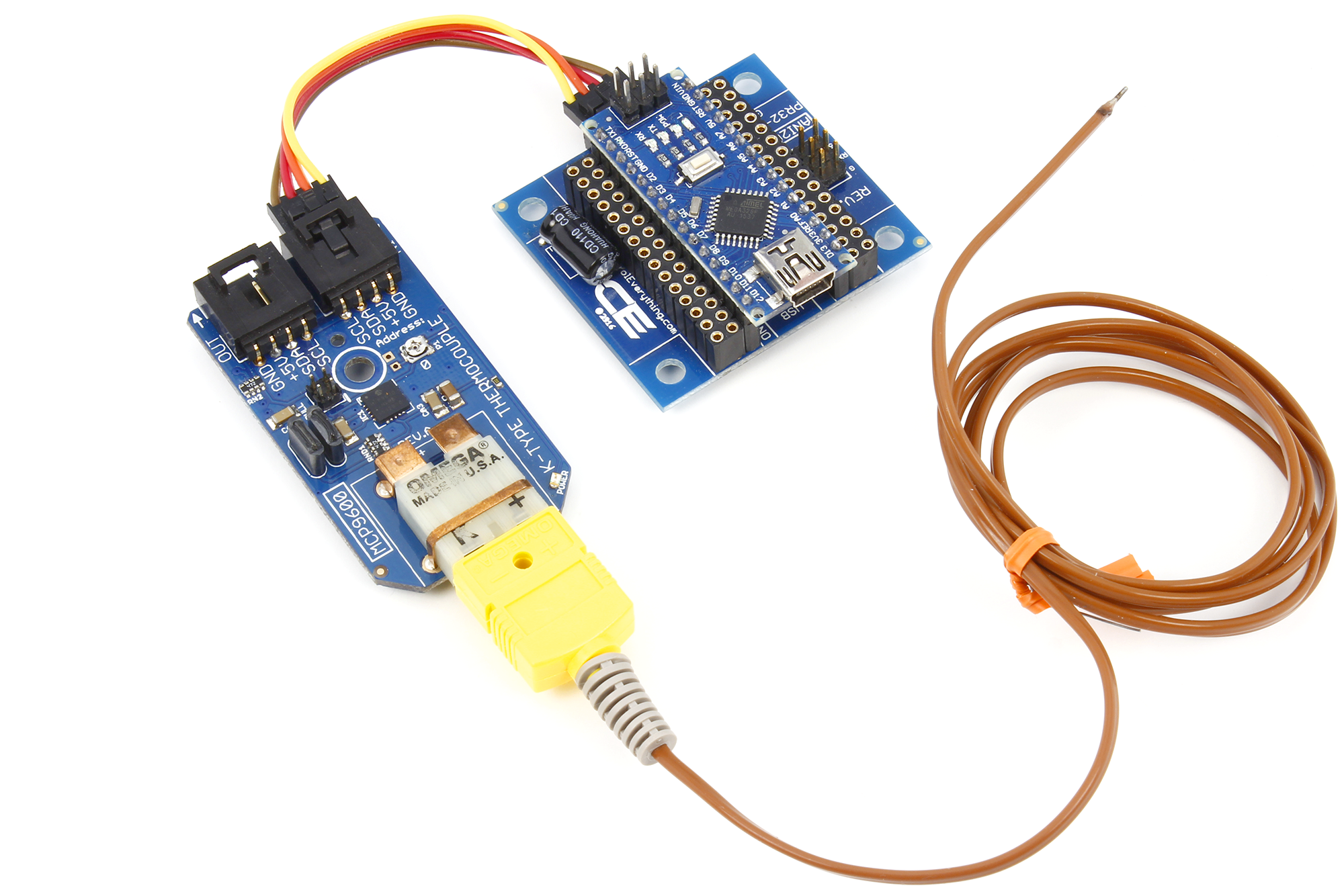 arduino theromocouple module