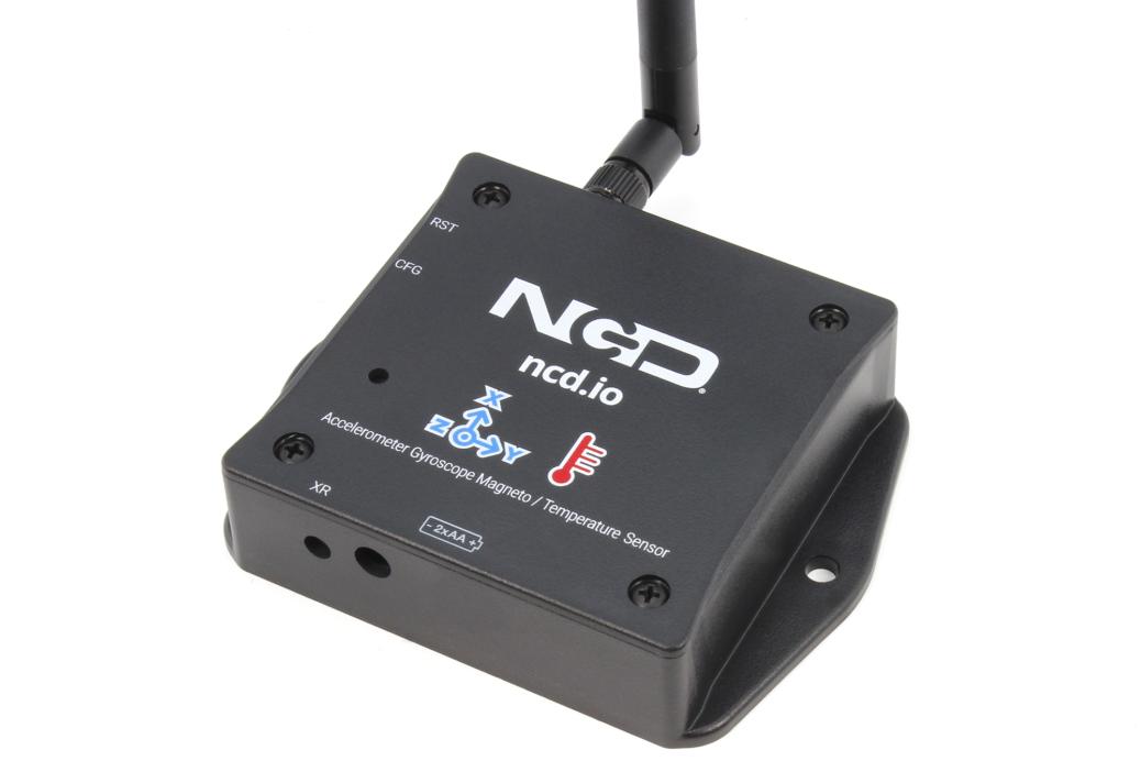 wireless accelerator meter sensor