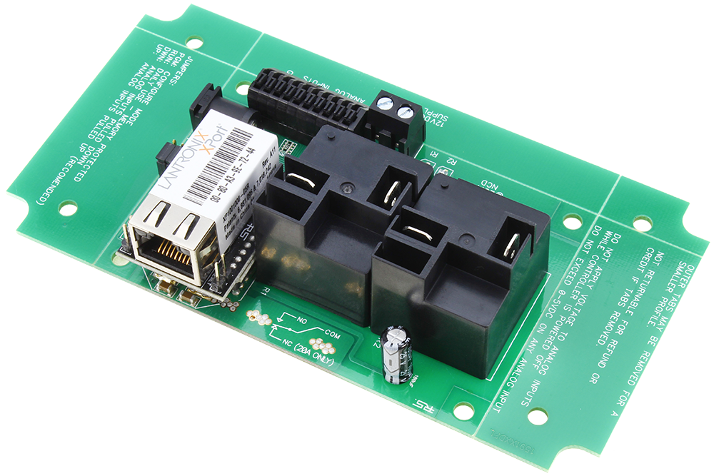 Ethernet Relay 2-Channel High-Current