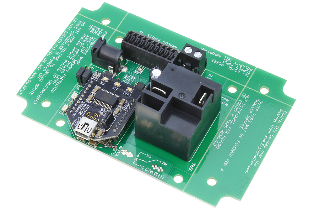 USB Relay Controller High Current