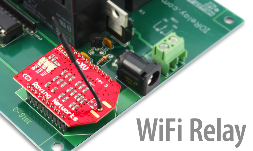 WiFi Relay Controllers