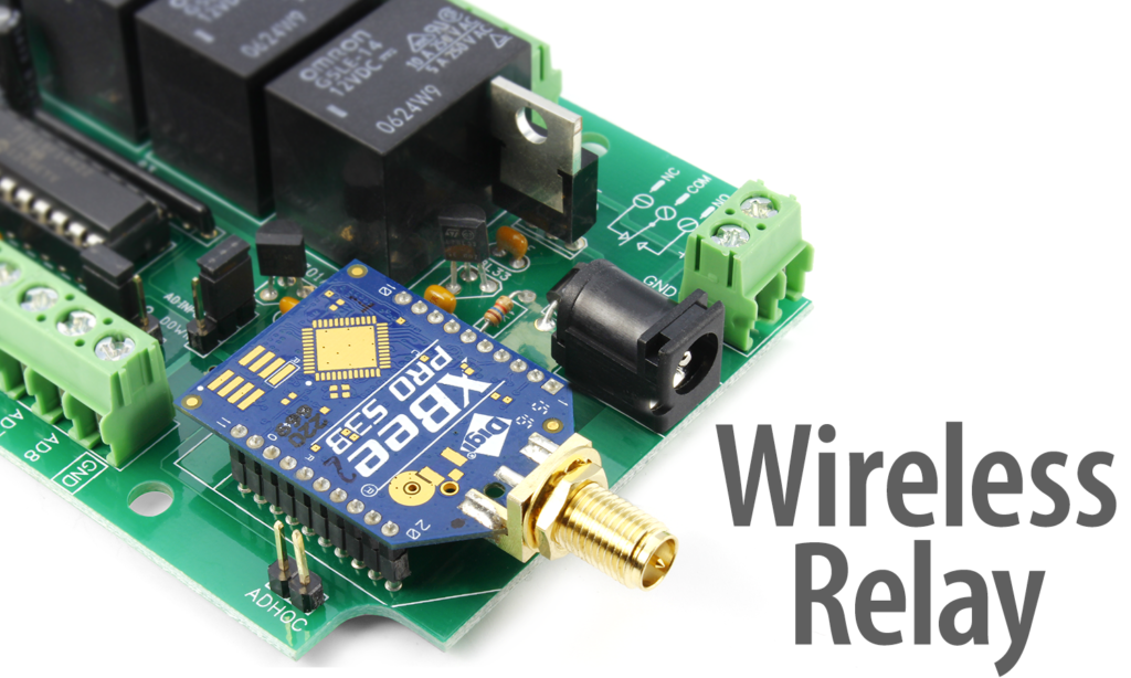 Wireless Relay Controllers