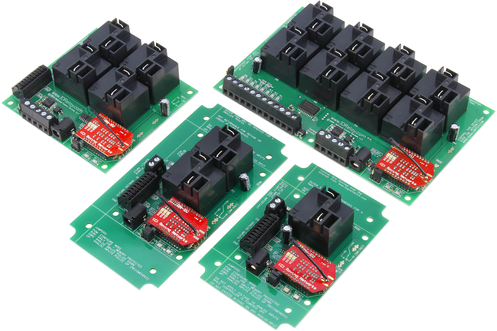 Wireless Relay Reliable Boards With Expansion Options R C Switch 3 For Radio Control Applications