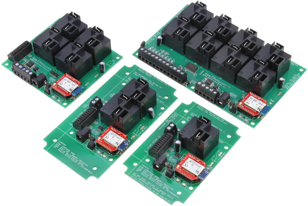 Wireless Relay Reliable Wireless Relay Boards with Expansion Options