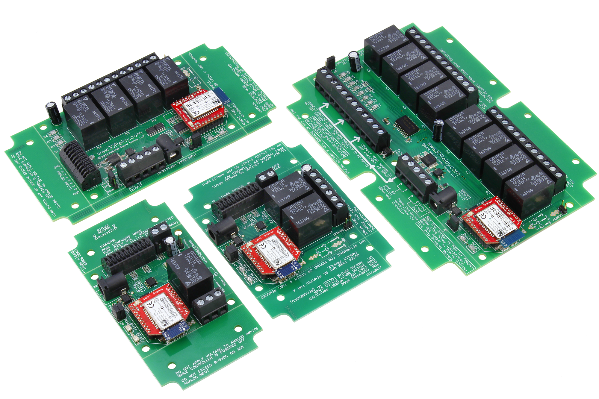Wireless Relay Reliable Boards With Expansion Options Power Pole Switch