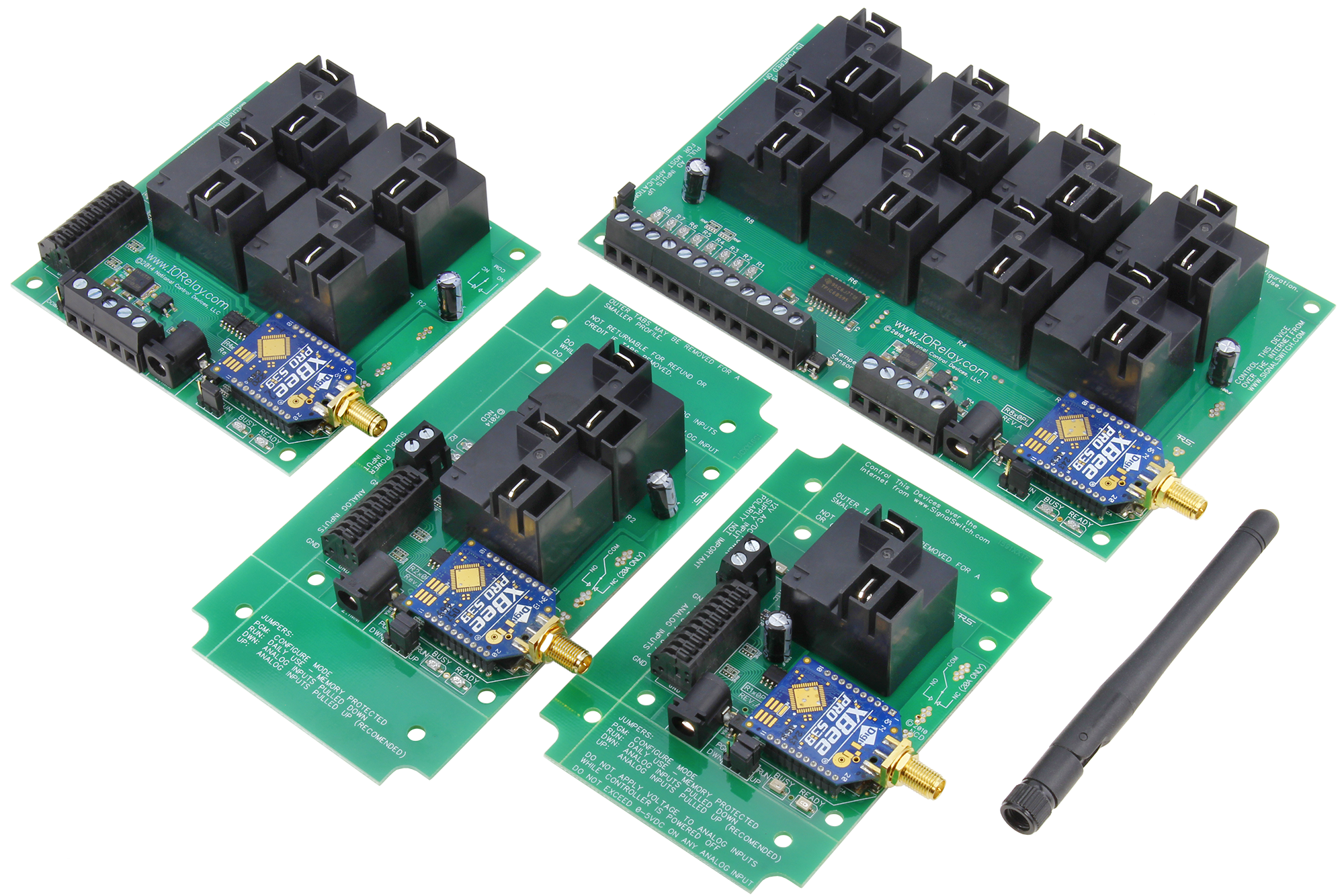 24vac Wireless Relay