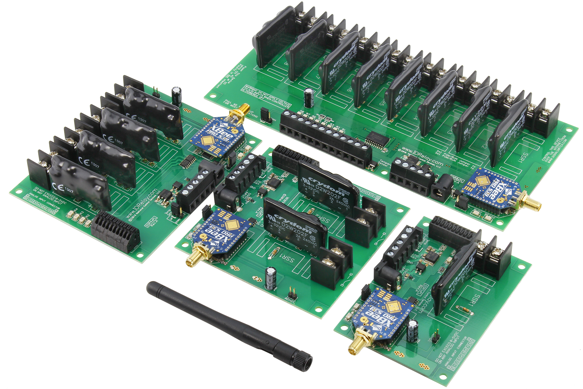 Wireless Relay Reliable Boards With Expansion Options Sensor Circuit Board Supplier Buy