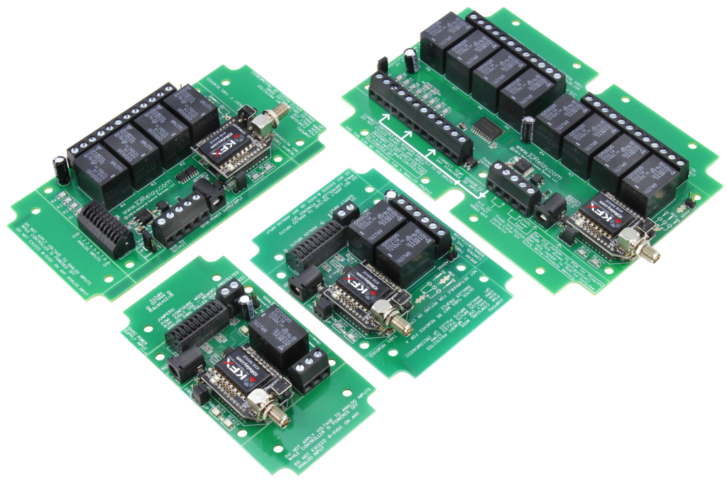 Key Fob Relay Controllers
