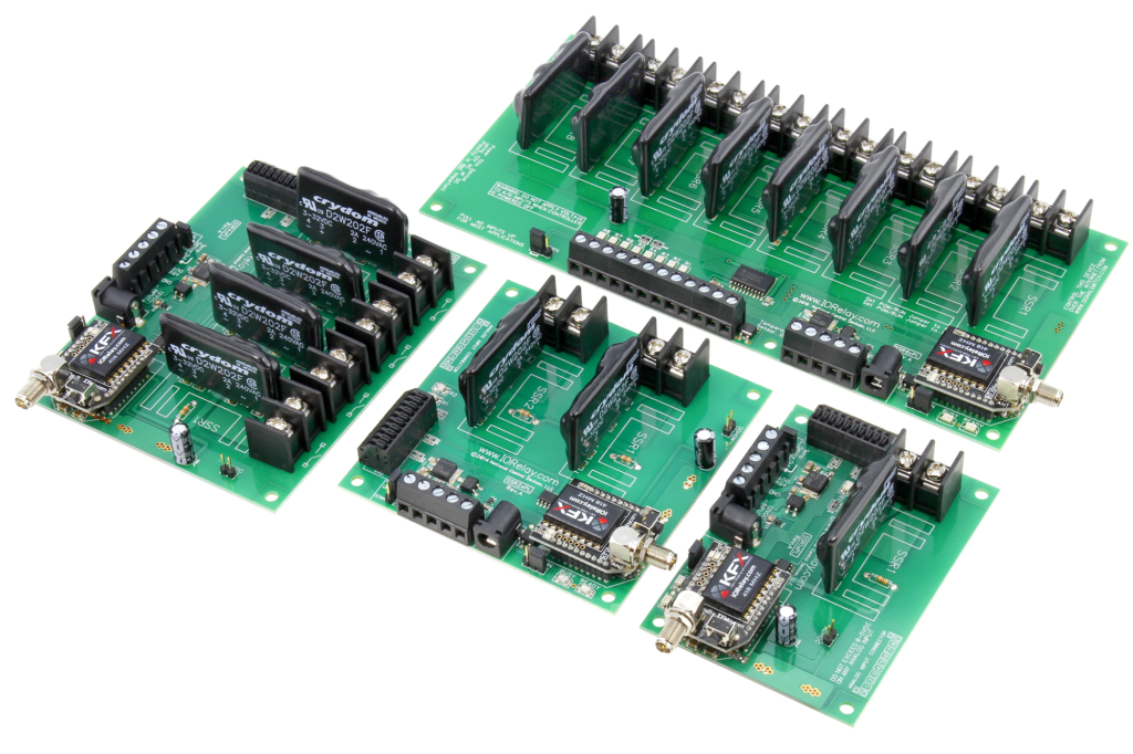 Key Fob Solid State Relay Controllers