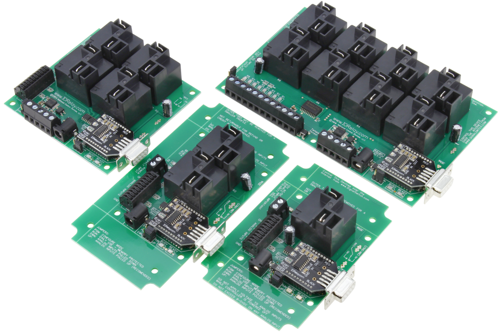 RS-232 Relay High-Power Family Serial Relay