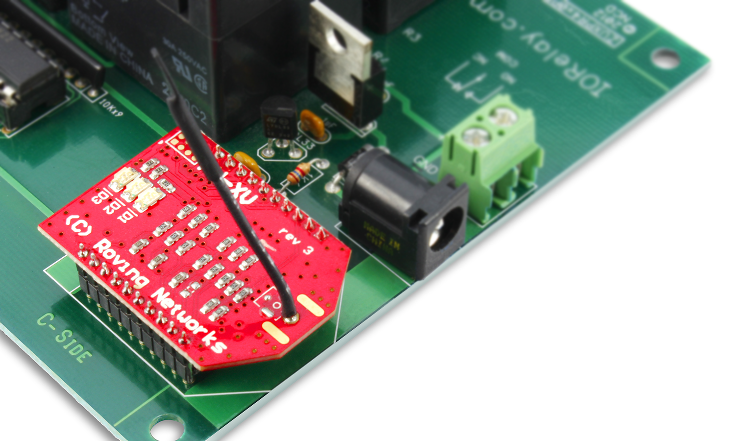 Wireless Relay Reliable Wireless Relay Boards With Expansion Options - Simple Wireless Relay Switch