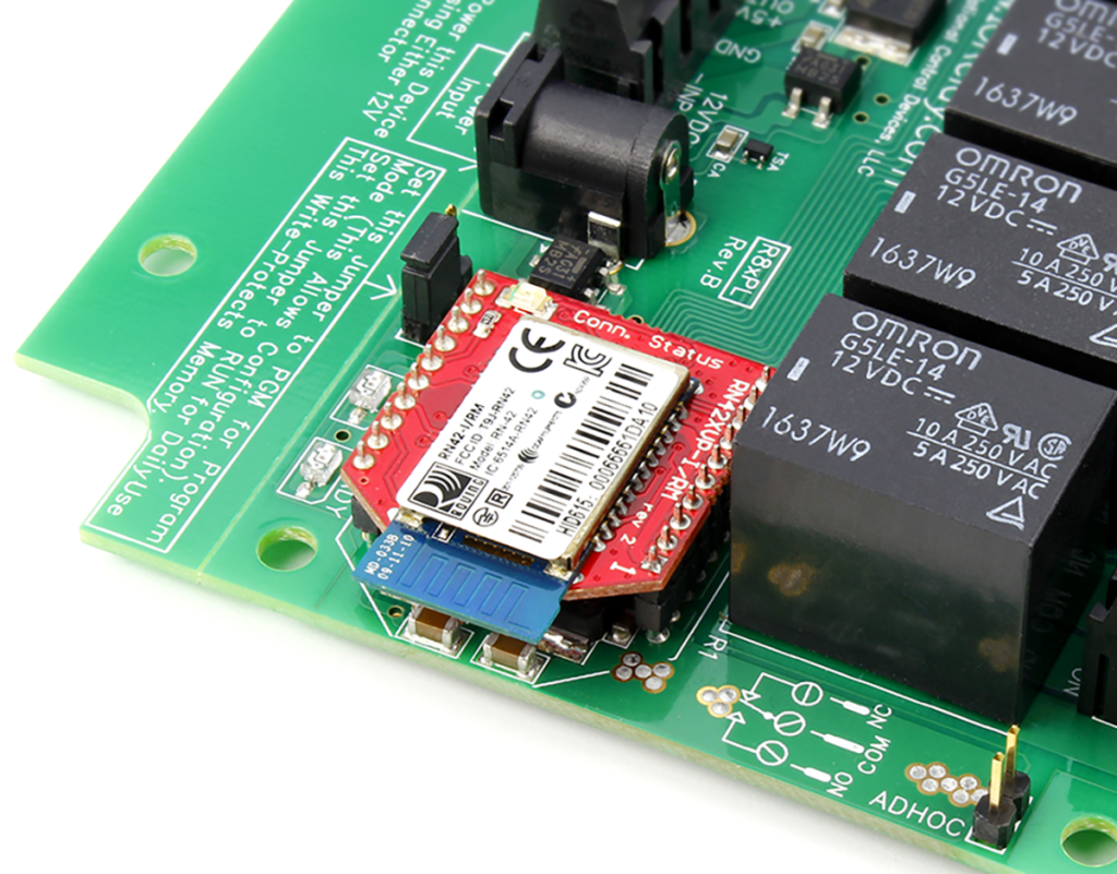 Wireless Relay Reliable Boards With Expansion Options 86 12v Trigger Switch Controllers Dual Bluetooth Interface