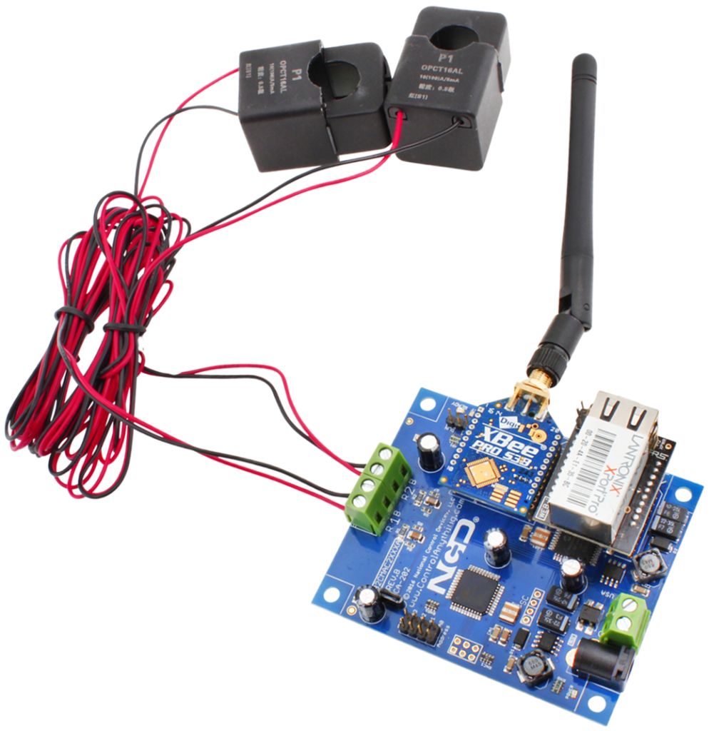 Long Range Industrial Wireless Ac Current Sensor Controller Circuit All Sensors