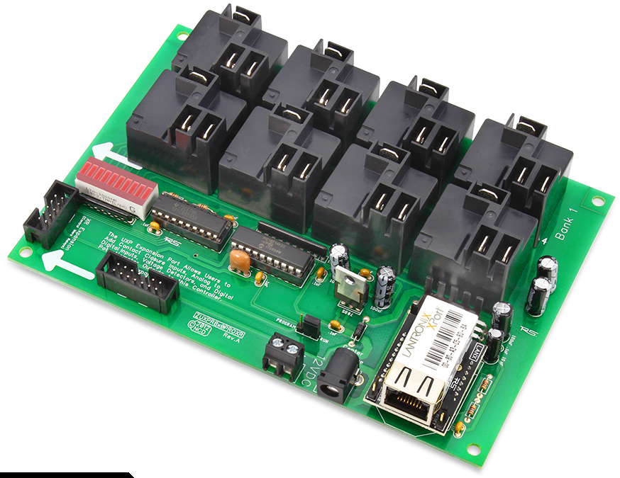 ProXR Relays - Computer Controlled Relays with Proven