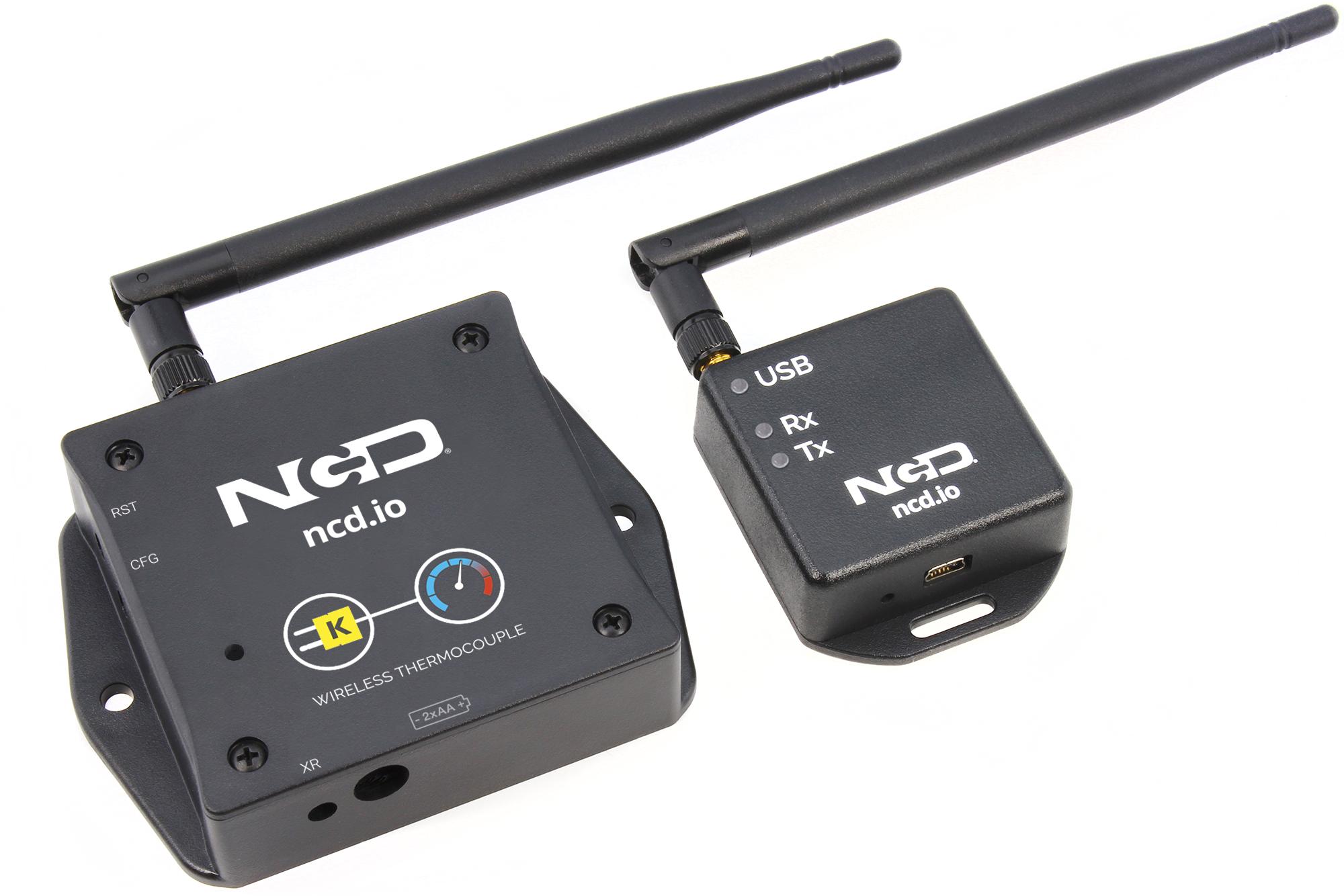 iot wireless thermocouple