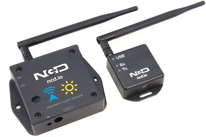 Long Range Iot Wireless Proximity Sensor Product Manual