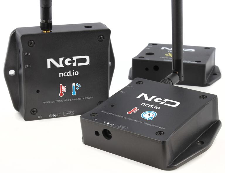 Wireless Enterprise Line Sensors