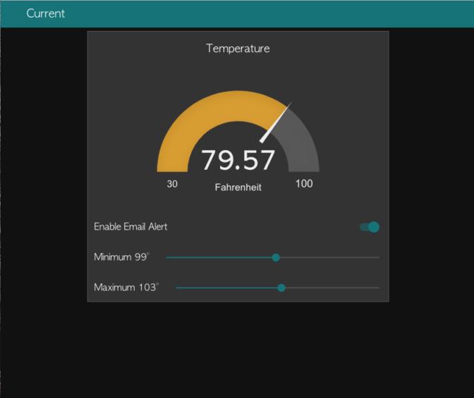 Enterprise Thermocouple Dashboard