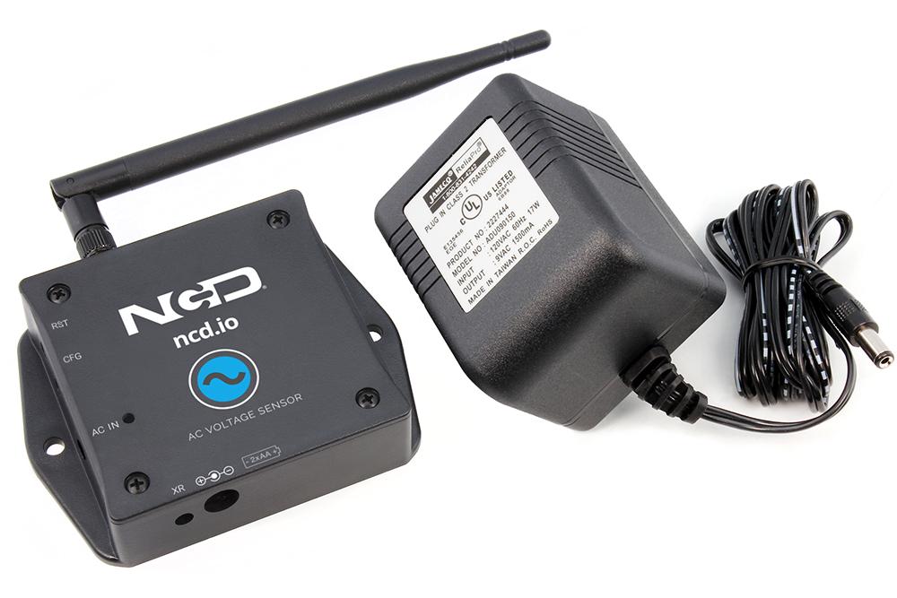 wireless ac voltage sensor