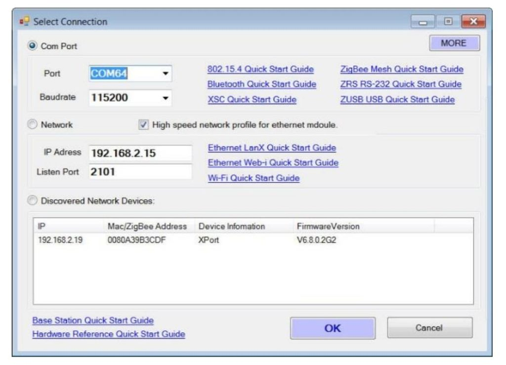 Ethernet Push Notification Quick Start Guide