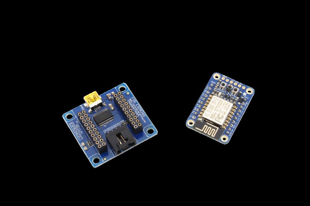 ESP 8266 I2C adapter