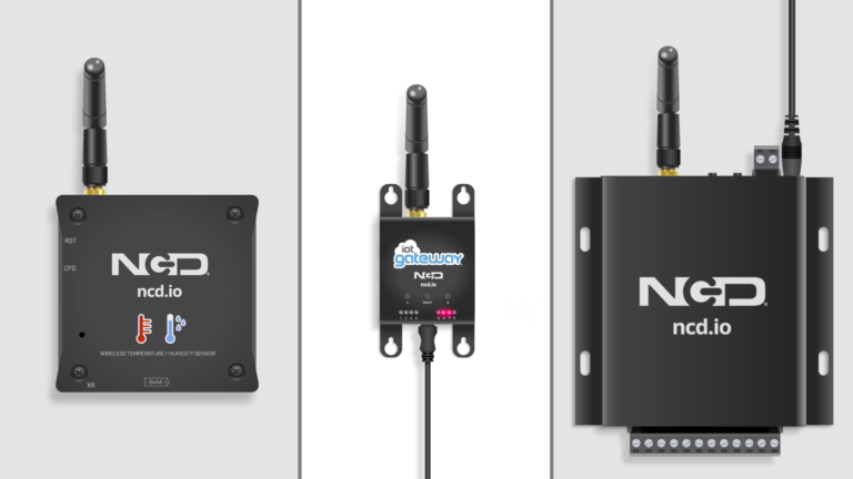 IoT Wireless Sensor
