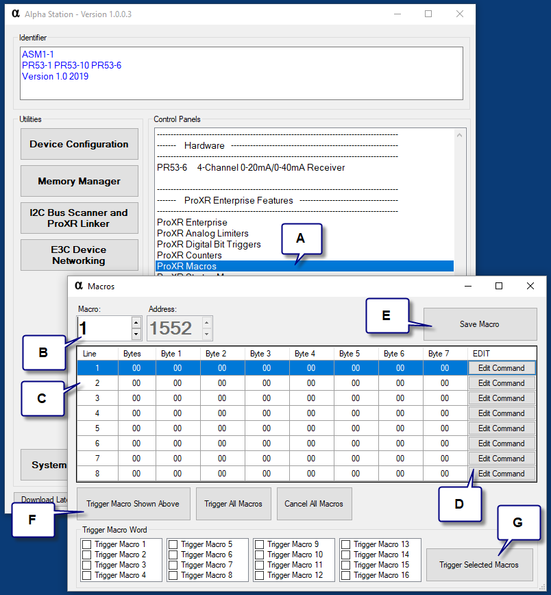 endNode Command Set - USB Wireless I2C Port - ncd io