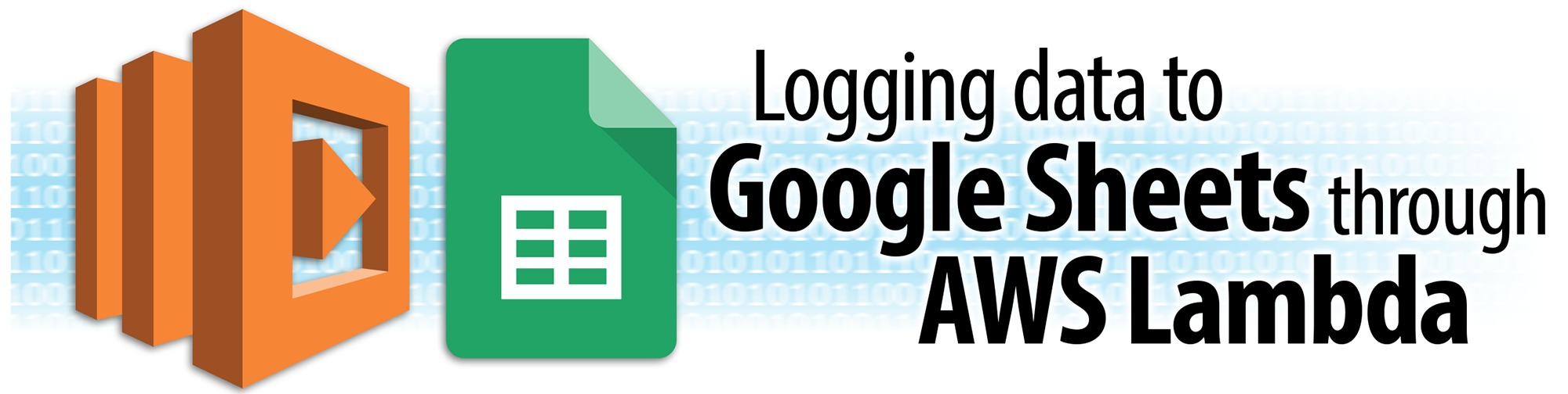 Logging data to Google Sheets through AWS IoT(Lambda)