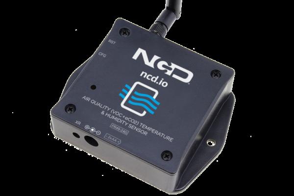 IoT Wireless TVOC CO2eq Temperature Humidity Sensor Product Manual
