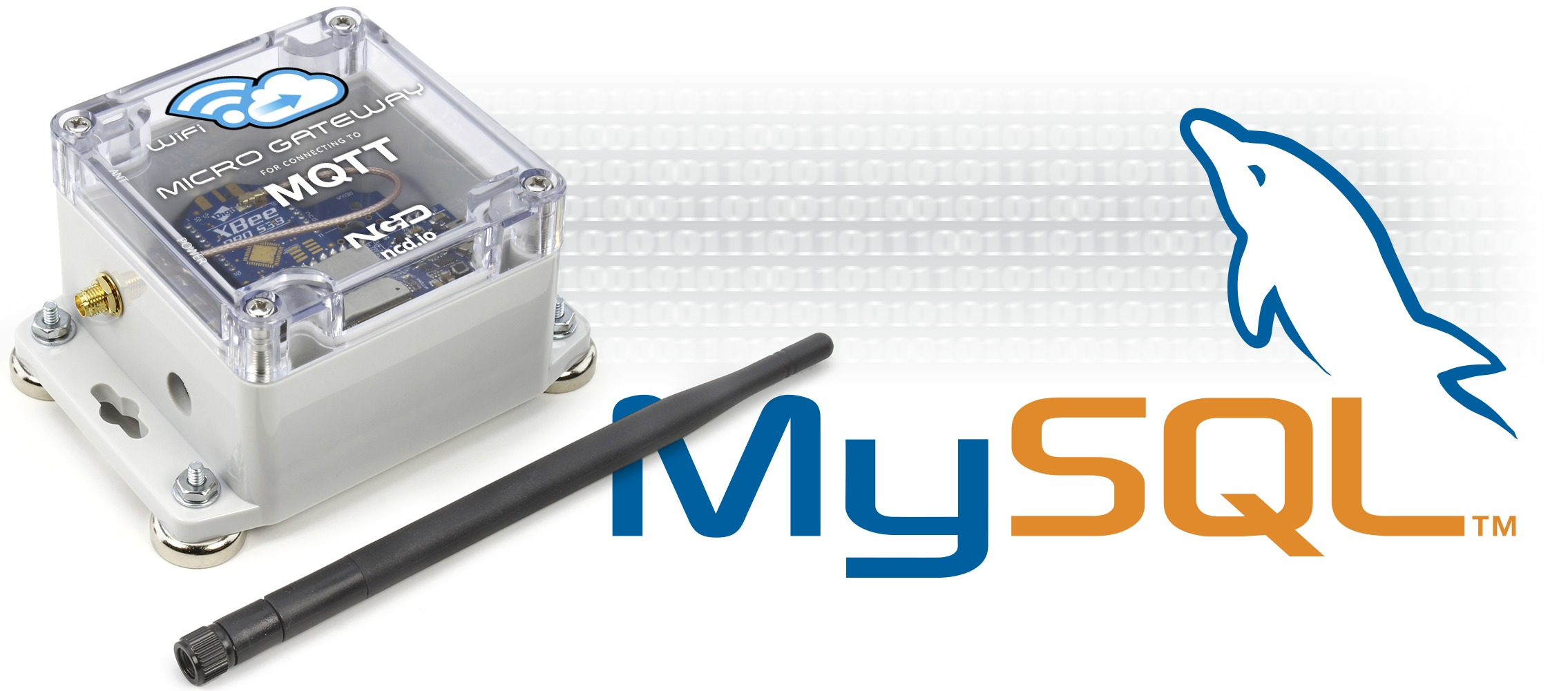 Log MQTT Gateway data to MySQL Database