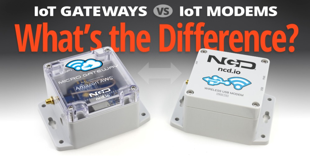 Gateways vs. Modems – Where to Begin?