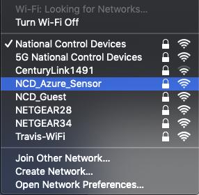 NCD_Azure_Sensor