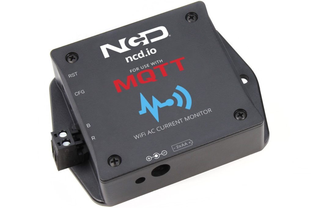 WiFi AC Current Monitor for MQTT