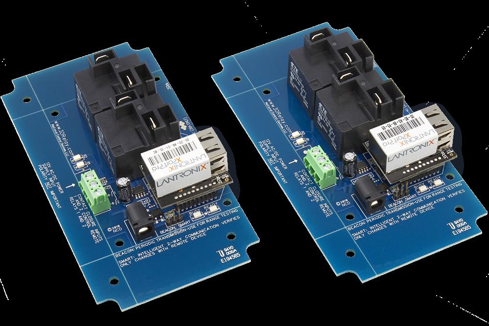 2-Relay Controller Board