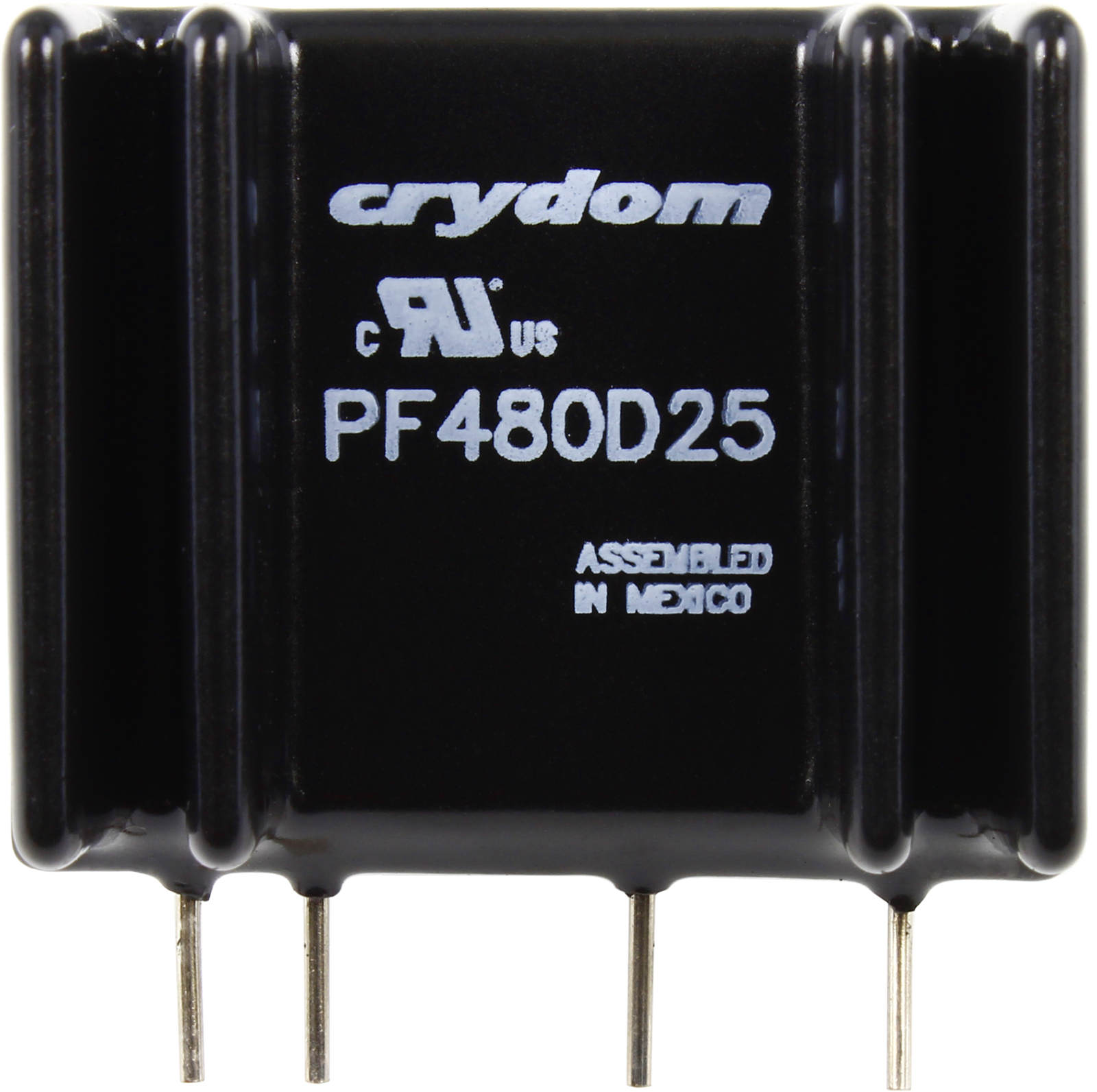 Crydom Pf480d25 25a 480vac Zero Cross Solid State Relay For Solidstaterelay Schematic Please