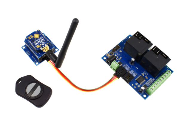 XBee Overlay Shield Adapter for WiPy