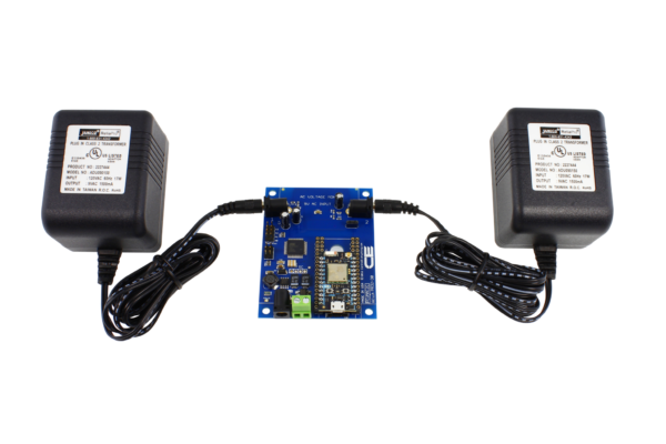 2-Channel AC mainsVoltage Monitoring Controller