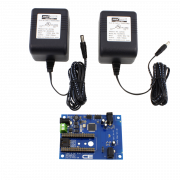 2-Channel AC mains Voltage Monitoring Controller