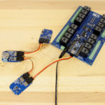 TMP112 Temperature Controlled Relay Board Arduino Relay Shield