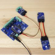 TMP101 Arduino Micro Relay Shield Pressure Sensor Digital Potentiometer