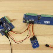TMP007 Infrared Sensor I2C Arduino Nano Relay Shield and GPIO