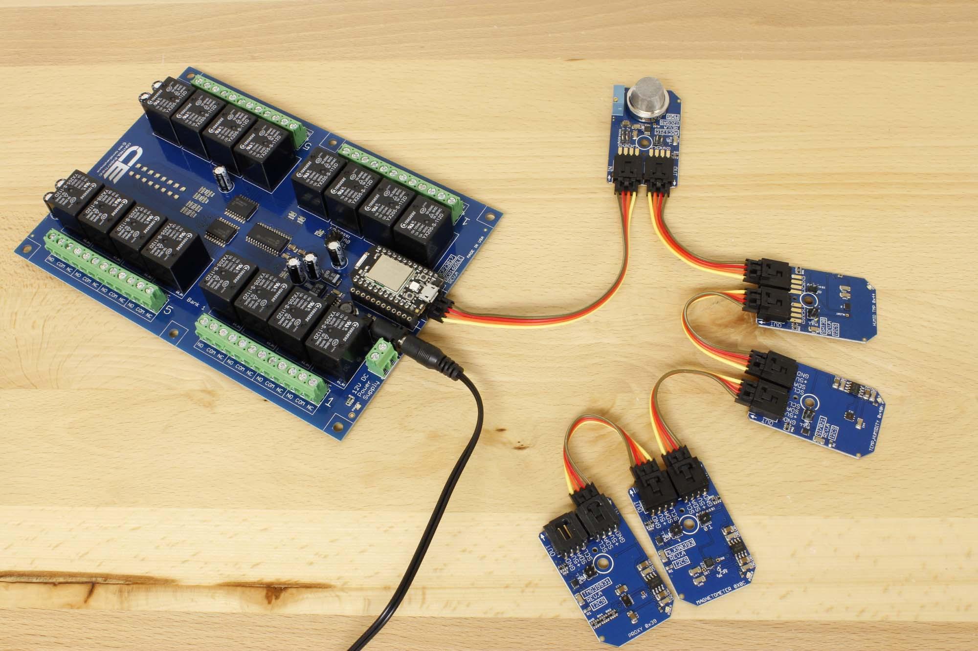 Tmg39931 Light Sensor Gesture Color Als And Proximity I2c To A Wiring Diagram Raspberry Pi Zero