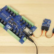 Wifi IR Proximity Sensor TMD26721 With Particle Photon Relay Shield