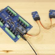 TMD26721 IR Proximity Switch Arduino Nano Relay Shield