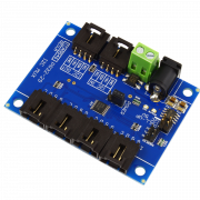 TCA9546 4-Channel I2C-Bus Multiplexer